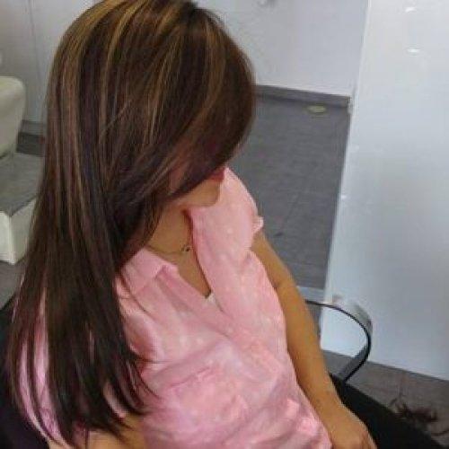 תוספות שיער אומברה