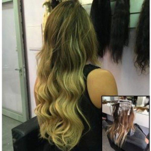 תוספות שיער קליפסים בזול