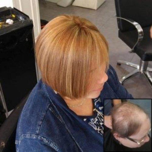 תוספות שיער לשיער קצר